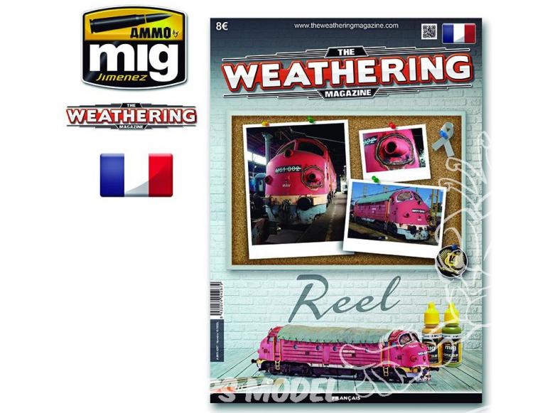 MIG magazine 4267 Numero 18 Reel en Français
