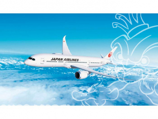 HASEGAWA maquette avion 10722 JAL Boeing 787-9 1/200