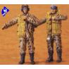 CMK figurine 48018 PILOTE ALLEMAND TENUE D'HIVER 1/48