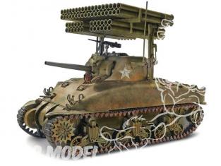 "REVELL US maquette militaire 7863 Sherman M4A1 ""Screamin"" Mimi 1/32"