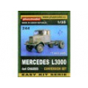 Plus Model 244 MERCEDES L3000 set de conversion 1/35