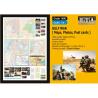 ETA diorama 1600 Imprimé Guerre du Golfe Cartes photos cartes postales 1/6