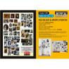 ETA diorama 1387 Imprimé Photos Anciennes noir et blanc 1/35 - 1/24 - 1/16