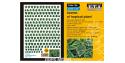ETA diorama 106 Imprimé Feuilles plantes tropicales 1/35