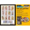 ETA diorama 1381 Imprimé Posters Pin-up 1/35 - 1/24