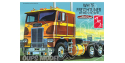 AMT maquette camion 0620 White Freightliner 1/25