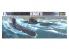 Hasegawa maquette bateau 49901 Sous-Marin U-Boat VIIC IXC 1/700