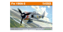 EDUARD maquette avion 70116 Focke-Wulf Fw 190A-5 ProfiPack Reedition 1/72