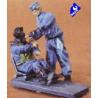 CMK figurine 48021 PILOTE DE CHASSE ALLEMAND 1/48