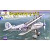 Amodel maquette avion 72138 HAWKER FURY MK I/II 1/72