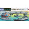 Hasegawa maquette bateau 31509 Tugger set 1/700