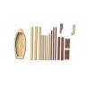 Constructo 80088 Canots bois avec supports 100mm