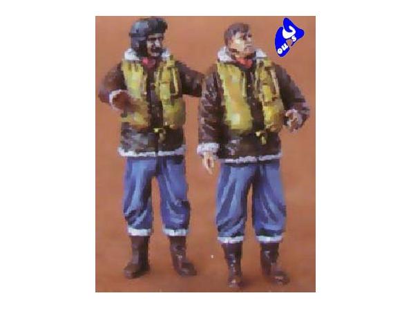 CMK figurine 48024 PILOTE DE CHASSE RAF 1/48