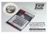 Top Studio amélioration TD23165 Cloche d'embrayage RC211V 2002 et 2003 early type 1/12