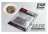 Top Studio amélioration TD23168 Cloche d'embrayage ZX-RR 2006 pour kit Tamiya 1/12
