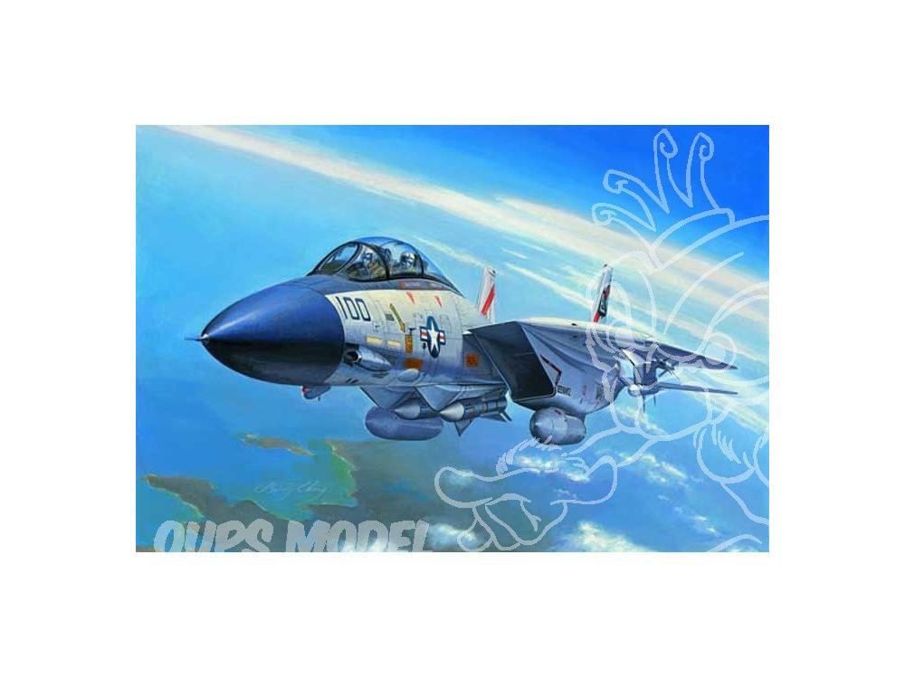 Eduard Zoom SS671 1//72 Grumman F-14A Tomcat Hobby Boss