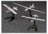 HASEGAWA maquette avion 52149 Primary & Secondary & Soarer glider Edition Limitee 1/50 - 1/60