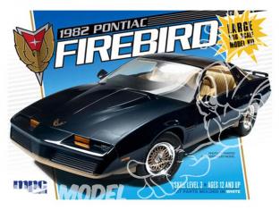 MPC maquette voiture 858 1982 Pontiac Firebird 1/16