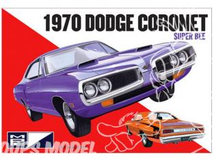 MPC maquette voiture 869 1970 Dodge Coronet Super Bee 1/25