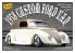 LINDBERG maquette voiture HL114 1938 Custom Ford Van 1/24