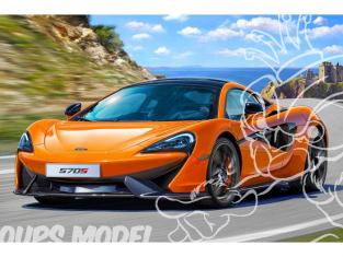 Revell maquette voiture 67051 Model Set McLaren 570S 1/24