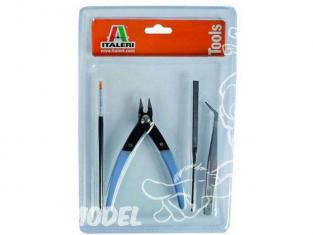 Italeri Outillage 50830 ensemble d'outils