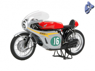 Tamiya maquette moto 14113 Honda RC166 1/12