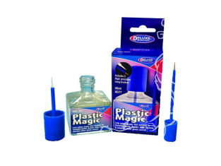 DELUXE MATERIALS colle ad77 PLASTIC MAGIC 40ml