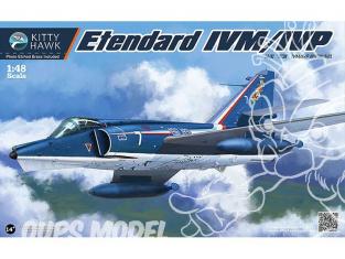Kitty Hawk maquette avion 80137 Etendard IVP/IVM 2in1 1/48