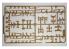 Icm maquette militaire 35678 Armement et equipement Infanterie Allemande WWI 1/35