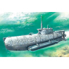 Icm maquette sous-marin S.006 U-Boat Type XXVIIB Seehund (Début de production) WWII 1/72