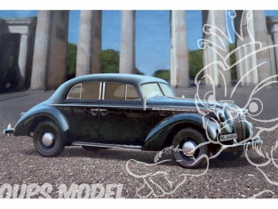 Icm maquette militaire 35472 Opel Admiral Saloon WWII 1/35