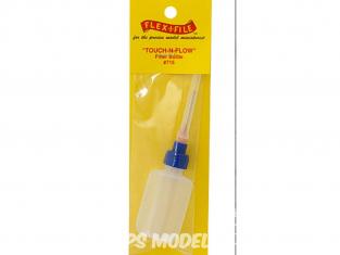 FLEX-I-FILE FF715 bouteille de remplissage Touch-N-Flow