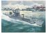 Icm maquette sous-marin S.010 U-Boat Type IIB 1943 WWII 1/144