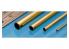 Albion Alloys MBT12 3 micro tubes laiton 1,2mm x 1,0mm x 305mm