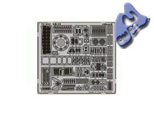 EDUARD photodecoupe 73334 AH-1S 1/72