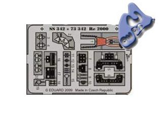 EDUARD photodecoupe 73342 RE 2000 1/72