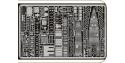 Eduard photodecoupe 53015 U-boat VIIC/41 Revell 1/72