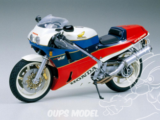 tamiya maquette moto 14057 honda vfr750r (rc30) 1/12
