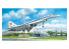 Icm maquette avion 14402 Tupolev Tu-144D 1/144
