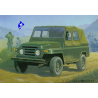 Trumpeter maquette militaire 02302 JEEP MILITAIRE CHINOISE BJ212