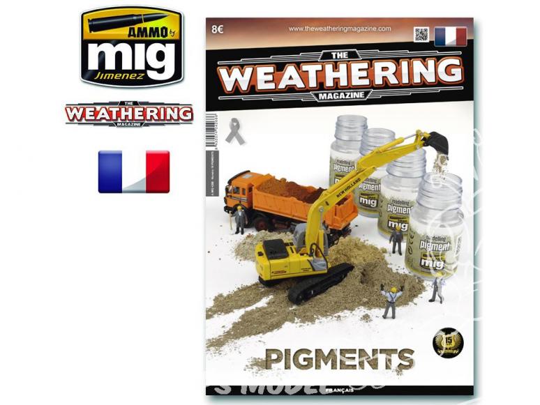 MIG magazine 4268 Numero 19 Pigments en Français