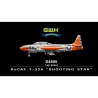 """Great Wall Hobby maquette avion S4805 T-33A """"Shooting Star"""" ROCAF 1/48"""