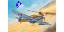 revell maquette avion 04144 hurricane 1/72