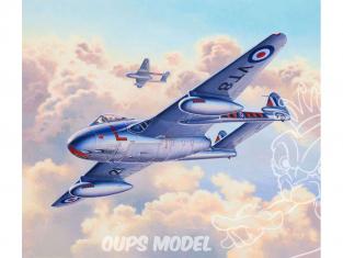 Revell maquette avion 03934 Vampire F Mk.3 1/72