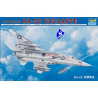 "Trumpeter maquette avion 02809 NORTH AMERICAN RA-5C ""VIGILANTE"""