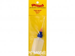 FLEX-I-FILE FF6051 bouteille avec tube pily flexible Touch-N-Flow