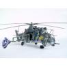 Trumpeter maquettes helico 05103 MIL-MI 24V HIND-E 1/35