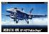 """Academy maquette avion 12547 USN F/A-18E VF-143 """"Pukin Dogs"""" 1/72"""