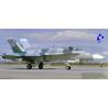 """Fujimi maquette avion 72133 F/A-18A Hornet """"Top Gun"""" 1/72"""